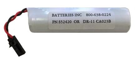 door lock battery packs